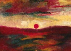 05 Tramonto in Rosso, 1995